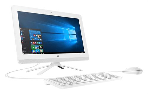 PC HP AIO 20-C403D (J5005/4GB/1TB/Win) 19.5