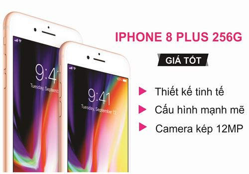 iPhone 8 Plus 256GB Celcom